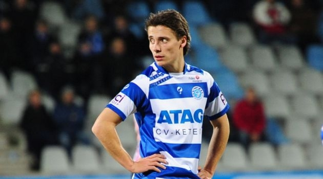 Dean Koolhof in basis De Graafschap