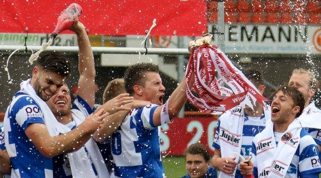 De Graafschap Verslaat FC Volendam En Promoveert