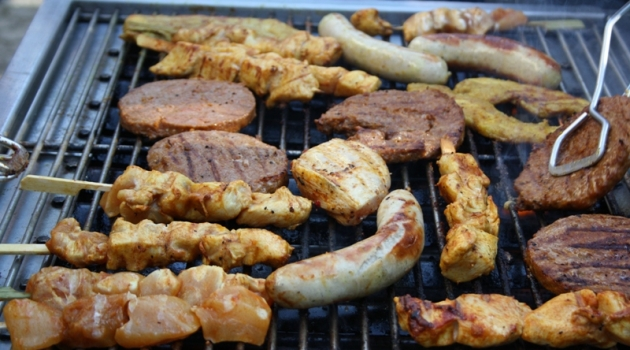 Geslaagde barbecue Supportersvereniging