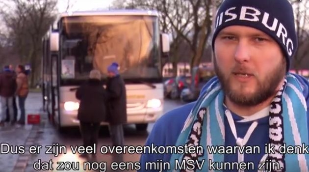 De band tussen De Graafschap en MSV (video)