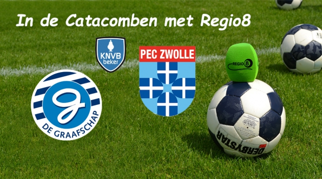 In de catacomben: PEC Zwolle - thuis (video)