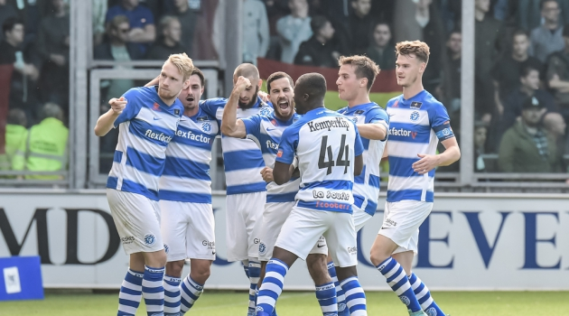 De Graafschap langs reserves VVV in oefenduel (1-4)