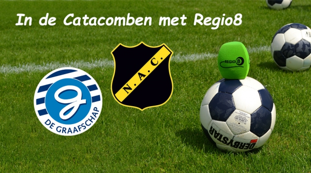 In de catacomben: NAC Breda - thuis (video)