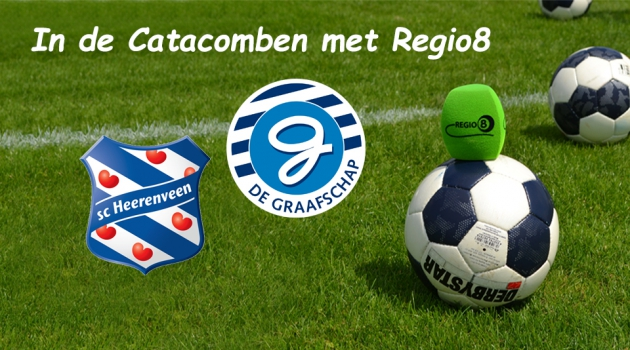 In de catacomben: sc Heerenveen-uit (video)