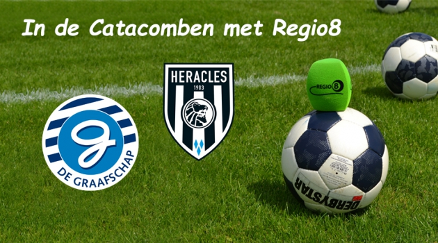 In de catacomben: Heracles Almelo - thuis (video)
