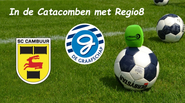 In de catacomben: SC Cambuur-uit (video)