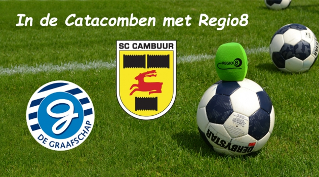 In de catacomben: SC Cambuur - thuis (video)