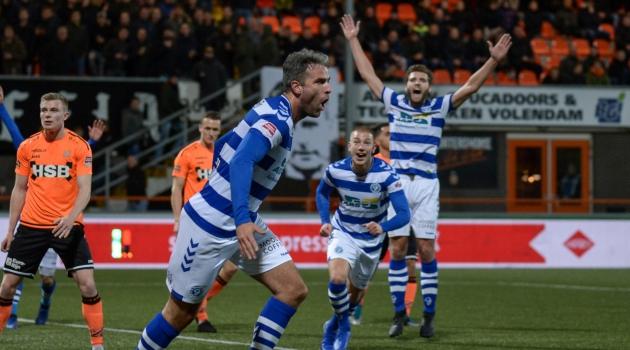 Doelpuntrijk Gelijkspel Bij Mooi Affiche FC Volendam-De