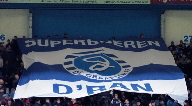 Bayer simpel langs De Graafschap