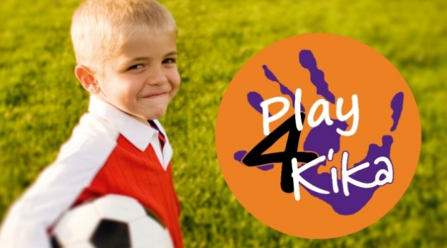 SV Superboeren supports 'Play 4 KiKa'
