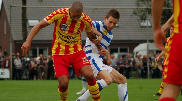 De Graafschap verslaat GA Eagles: 0-1