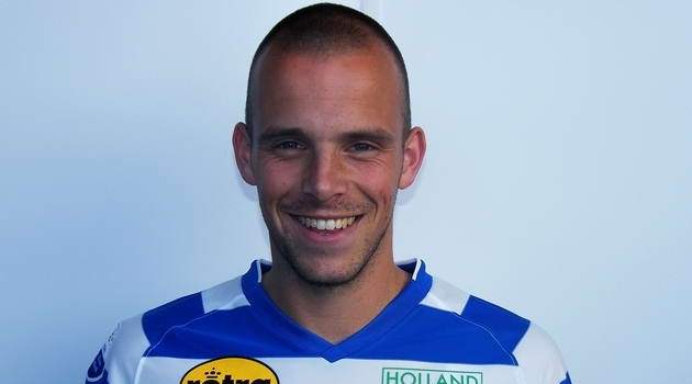 Anco Jansen in basis De Graafschap